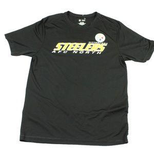Gentlemens' Short Sleeve Steelers Pittsburgh AFC